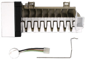 Sub-Zero Refrigerator Ice Maker Motor Module Control W10122536